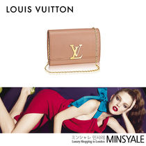 Louis Vuitton CHAIN LOUISE GM [London department store new item]