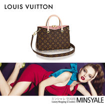 Louis Vuitton PALLAS BB [London department store new item]