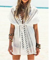 Plain Beach Cover-Ups
