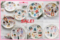 Anthropologie Home Party Ideas Special Edition Plates