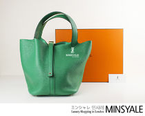 HERMES Picotin PICOTIN GM BAG [London department store new item]