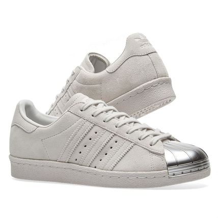 adidas SUPERSTAR 2017 18AW Unisex Low Top Sneakers (CP9945)