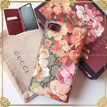 GUCCI GG Marmont Flower Patterns Smart Phone Cases