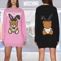 Moschino Wool Oversized Sweaters