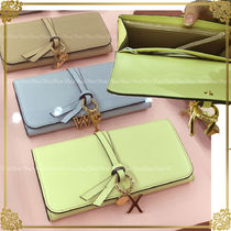Chloe Plain Long Wallets
