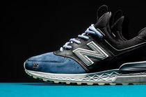 New Balance 574 MS574MTA x MITA SNEAKERS