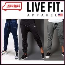 Live Fit Street Style Joggers & Sweatpants