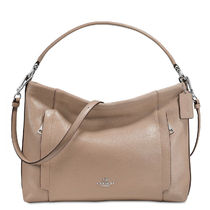Coach Scout Medium Hobo Bag (Stone Beige/Cloud Blue/Rouge/Black)