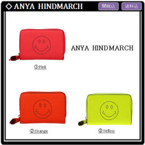 Anya Hindmarch Tassel Leather Folding Wallets