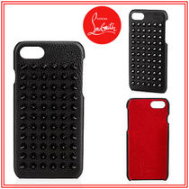 Christian Louboutin Leather Smart Phone Cases