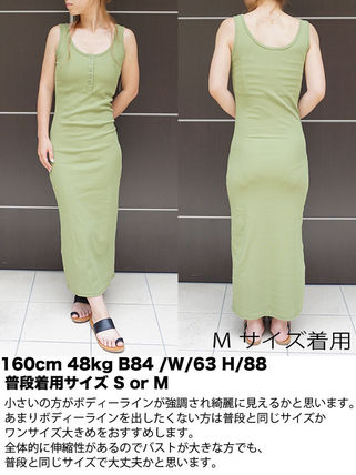 Dresses Tight Sleeveless Plain Long Dresses 18