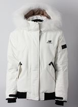 New Balance Short Street Style Down Jackets