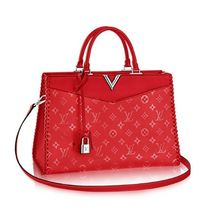 Louis Vuitton MONOGRAM Very Zipped Tote