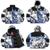 Supreme Collaboration Down Jackets