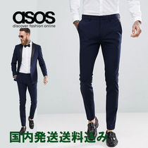 ASOS Slax Pants Plain Slacks Pants