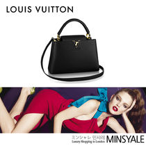 Louis Vuitton CAPUCINES PM [London department store new item]