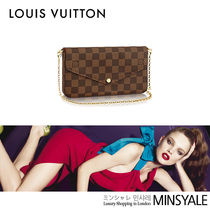 Louis Vuitton POCHETTE FÉLICIE [London department store new item]