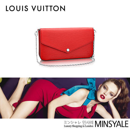 ... Louis Vuitton Shoulder Bags POCHETTE FÉLICIE  London department store  new item  ... f26740ac70c