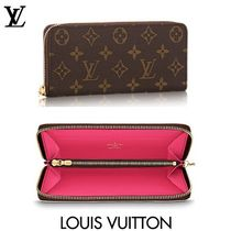 Louis Vuitton Monogram Leather With Jewels Long Wallets