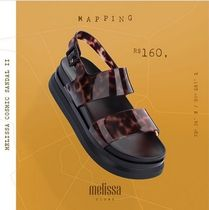 Melissa Casual Style Sandals
