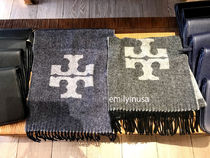 Tory Burch Wool Heavy Scarves & Shawls