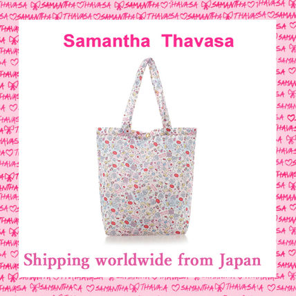 168a1c30e8 Samantha Thavasa Women s Pink Shoppers  Shop Online in US