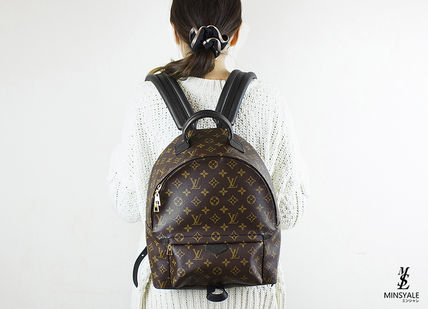 2220cc43ecc6 Louis Vuitton Backpacks PALM SPRINGS BACKPACK MM  London department store  new item  10 ...