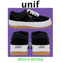 UNIF Clothing Casual Style Low-Top Sneakers