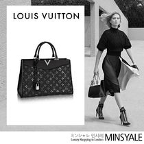 Louis Vuitton VERY ZIPPED TOTE [London department store new item]