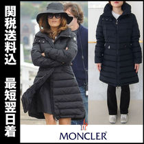 MONCLER FLAMMETTE Plain Down Jackets