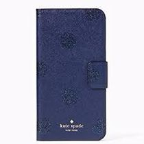kate spade new york Dots Faux Fur Smart Phone Cases