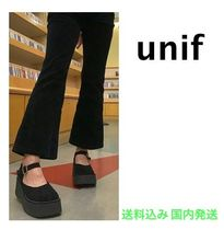 UNIF Clothing Casual Style Shoes
