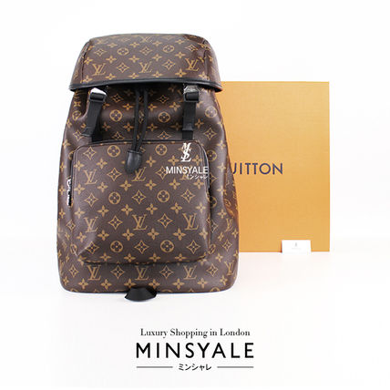8e0f32df0ac4 ... Louis Vuitton Backpacks ZACK BACKPACK  London department store new  item  ...