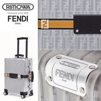 FENDI Collaboration 1-3 Days Hard Type Luggage & Travel Bags