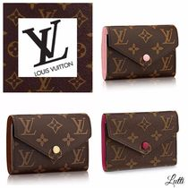 Louis Vuitton MONOGRAM Monoglam Folding Wallets