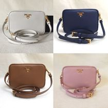 PRADA SAFFIANO LUX Saffiano 2WAY Shoulder Bags