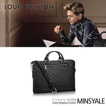 Louis Vuitton AVENUE SOFT BRIEFCASE [London department store new item]