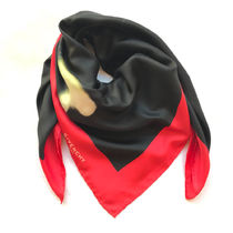 GIVENCHY Skull Silk Scarves