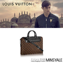 Louis Vuitton PORTE-DOCUMENTS JOUR [London department store new item]