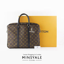Louis Vuitton PORTE-DOCUMENTS VOYAGE PM [London department store new item]