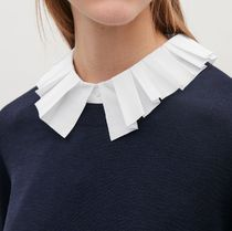 COS Casual Style Plain Cotton Detachable Collars
