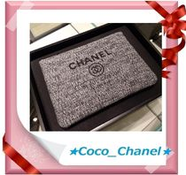 CHANEL DEAUVILLE Clutches