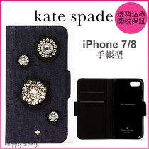 kate spade new york With Jewels Smart Phone Cases