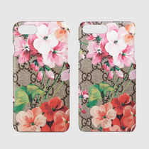 GUCCI Flower Patterns Monoglam Smart Phone Cases