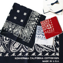 Ron Herman Unisex Handkerchief