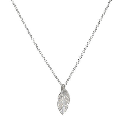 Dogeared Silver Necklaces & Pendants