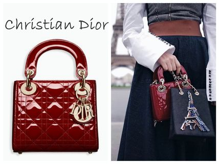 Christian Dior 2018 SS Women s Red Bags  Shop Online in US  b1506acce1211