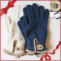Ron Herman Wool Plain Gloves Gloves