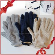 Ron Herman Cashmere Plain Gloves Gloves