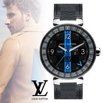 Louis Vuitton Street Style Digital Watches